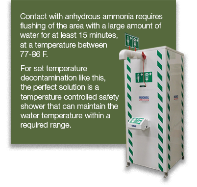 temperature controlled product highlight