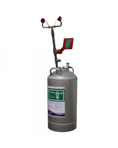 Portable self-contained eye wash - 28 litre