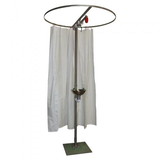 Modesty curtain