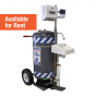 Mobile self-contained hand washing station